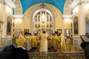 В день памяти Трех святителей Вселенских митрополит Серафим совершил Божественную литургию в Покровском архиерейском соборе города Пензы