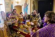 В субботу 1-й седмицы Великого поста митрополит Серафим совершил Божественную литургию в Покровском архиерейском соборе города Пензы